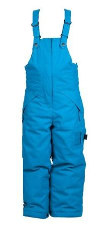 Ride Wild Bib Toddler Snowboard Pants Bluebird 201 - 4T