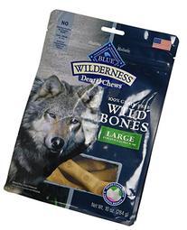 Blue Buffalo Wilderness Wild Bones Large Bones, 10 oz