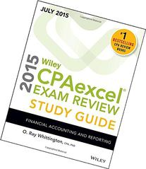 Wiley CPAexcel Exam Review 2015 Study Guide July: Financial
