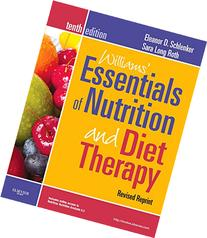 Williams' Essentials of Nurtition and Diet Therapy - Revised