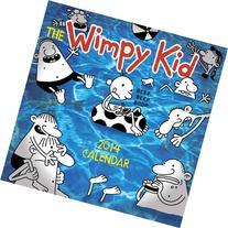 Wimpy Kid 2014 Calendar Illustrated by Jeff Kinney