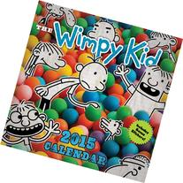 Wimpy Kid 2015 Wall Calendar