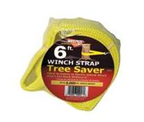 Keeper 02952 2in x 6ft Winch Strap 8000 lbs. Max Vehicle Wt