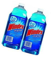 Windex Glass Cleaner Refill 2 Liter