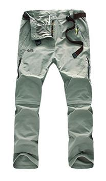 Geval Men's Windproof Quick Drying Outdoor Pants