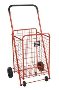 Drive Winnie Wagon - Folding Shopping Cart - Red
