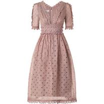 ZIMMERMANN Winsome Tea Midi Dress