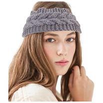 Zodaca Women Ladies Winter Crochet Knit Knitted Warmer