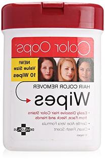 Developlus Color Oops Hair Color Remover Wipes 10'S