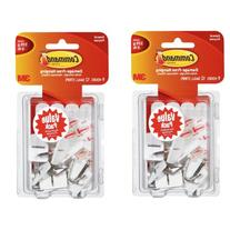 COMMAND Wire Hooks, 18 Pieces, Indoor White, Holds .5 Lbs