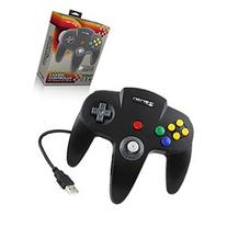 Retrolink Wired Nintendo 64 Style USB Controller For PC And