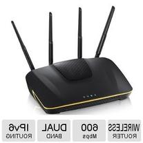 ZyXEL Armor Z1 AC2350 Dual-Band Wireless Router for Gaming