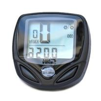 New Dream Wireless LCD Cycle Computer Odometer Waterproof