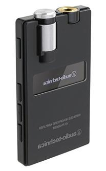 Audio-Technica wireless headphone amplifier black AT-PHA50BT