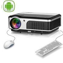 Wireless Home Theater LED LCD Video Projector, HD 1080P 720P