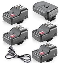 Neewer® 4 Channel Wireless Remote FM Flash Speedlite Radio