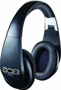 808 DUO Wireless and Wired Precision-Tuned Over-Ear