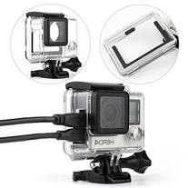 WiserElectronic Protective Housing Case Open Side With Lens