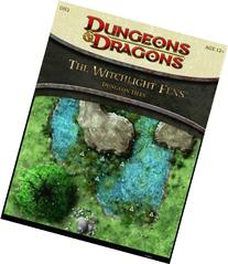 The Witchlight Fens - Dungeon Tiles: A 4th Edition Dungeons