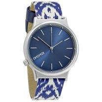 Komono Wizard Print Series Batik Blues Ladies Watch W1835