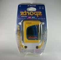 Sony WM-FS191 AM/FM Cassette