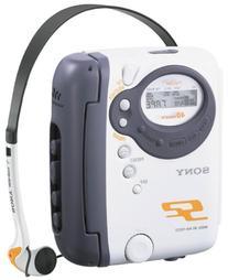 Sony WM-FS222 S2 Sports Walkman Stereo Cassette Player with