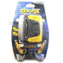 Sony WM-FS473 Digital Tuning Sports Walkman AM/FM Stereo
