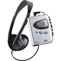 Sony WM-FX290W Walkman AM/FM/Weather Radio and Cassette