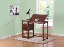 Dorel Living Drafting and Craft Counter Height Desk,