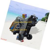 Rio Beach Wonder Wheeler Wide Beach Cart