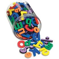 Chenille Kraft 4357 Wonderfoam Magnetic Alphabet Letters,