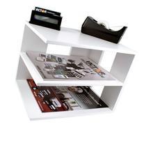 Victor Wood Corner Shelf, W1120