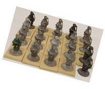 Wood Elves w/Bows Collection #4 NM