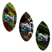 662 Wood Graphic Skimboard, Assorted, 36-Inch