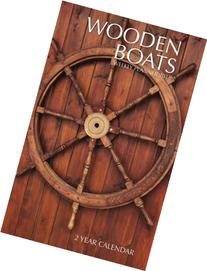 Wooden Boats Weekly Planner 2015: 2 Year Calendar