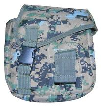 Woodland Digital Camouflage MOLLE 2QT Canteen Cover