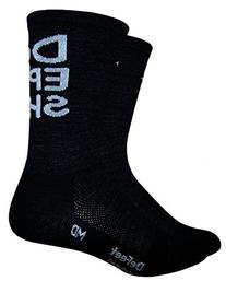Defeet Wooleator Tall DO EPIC SHIT Socks