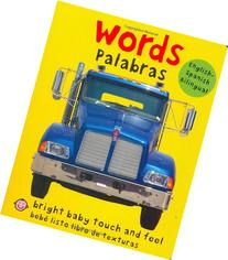 Bright Baby Bilingual Touch & Feel: Words