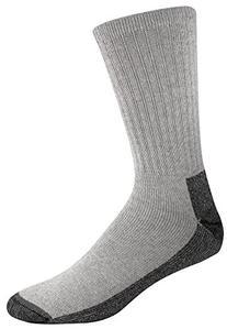 Wigwam Men's At Work 3-Pack Socks, Grey Large