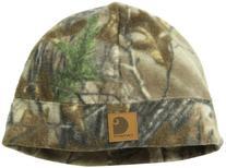 Carhartt Men's Workcamo Fleece Hat,Realtree Xtra,One Size
