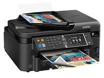 Epson WorkForce WF-3620 WiFi Direct All-in-One Color Inkjet Printer, Copier, Scanner, Amazon Dash Replenishment Enabled