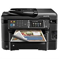 Epson WorkForce WF-3640 Wireless Color All-in-One Inkjet