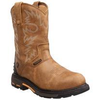 Ariat Men's Men's Workhog Pull-on H2O Composite Toe, Rugged