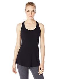Lucy Women's Workout Racerback, Lucy Black, X-Large