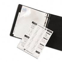 Avery Worksaver Extra-Wide™ Insertable Tab Recycled