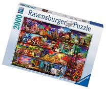 Ravensburger World of Books Puzzle