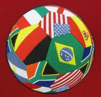 Soccer Ball Backpack or World Cup Fan Volleyball Bag