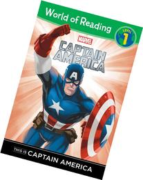 World of Reading This is Captain America: Level 1
