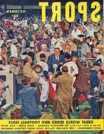 World Series & Football October 1950 Sport Magazine