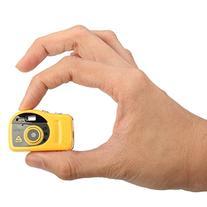 The World's Smallest 12M Pixels HD 1080P Mini Camcorder -
